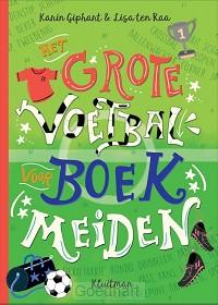Het grote voetbalboek voor meiden