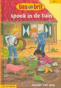 Bas en Brit / Spook in de tuin / druk 1