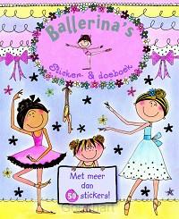 Ballerina's Sticker doe-boek / druk 1