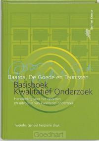 Basisboek kwalitatief onderzoek / druk 2