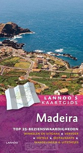 Lannoo's kaartgids Madeira  / druk 1