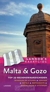 Lannoo's kaartgids Malta & Gozo / druk 1