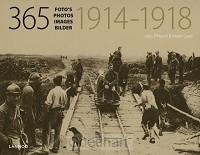 365 unieke foto's 1914-1918 / druk 1