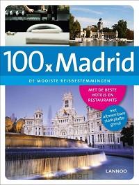 100 X Madrid / druk 1