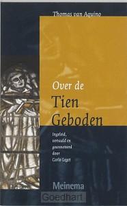 Over de Tien Geboden / druk 1