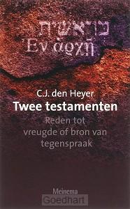 Twee testamenten / druk 1