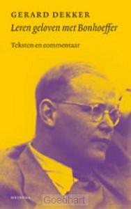 Leren geloven met Bonhoeffer
