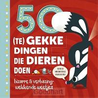50 (te) gekke dingen die dieren doen