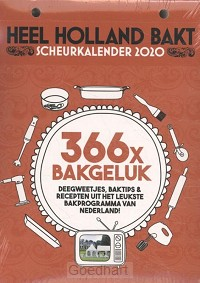 Heel Holland Bakt Scheurkalender 2020