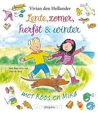 Lente, zomer, herfst en winter met Roos