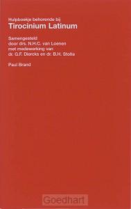 Tirocinium latinum hulpb. / druk 8