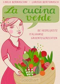 La cucina verde / druk 1