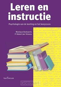 Leren en instructie / druk 2