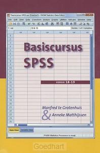 Basiscursus spss / Versie 18-19 / druk 1