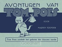 Tom Poes ontdekt het geheim der blauwe a