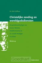 Christelijke zending en wereldgodsdienst