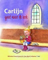 Carlijn gaat naar de kerk