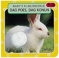 Baby's kubusboekje met dierenfoto's set