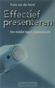 Effectief presenteren / druk 1