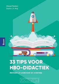 33 tips voor hbo-didactiek