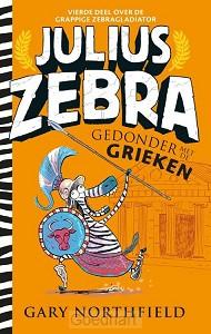 Julius Zebra - 4 Gedonder met de Grieken