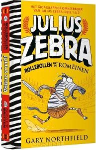 Julius Zebra - Rollebollen met de Romein