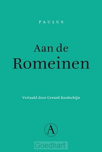 Aan de Romeinen / druk 1