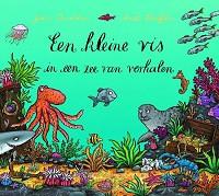 Een kleine vis in een zee van verhalen /