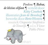 Babar, de kleine olifant + cd / druk 1