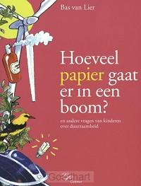 Hoeveel papier gaat er in een boom?