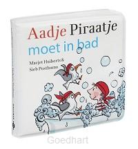 Aadje Piraatje moet in ba