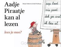 Aadje Piraatje kan al lezen