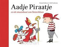 Aadje Piraatje en de stoomboot van Sinte