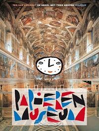Papieren museum / 3 De engel met twee ne