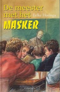 De meester met het masker / druk 1