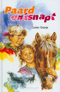 Paard ontsnapt / druk 1