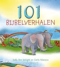 101 bijbelverhalen / druk 1