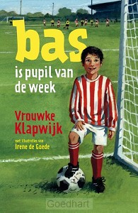 Bas is pupil van de week