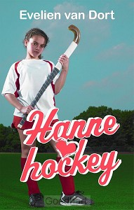 Hanne loves hockey