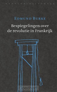 Bespiegelingen over de revolutie in Fran