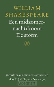 Een midzomernachtdroom & De storm / druk