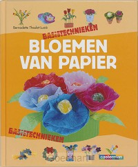 Basistechnieken - bloemen van papier / d