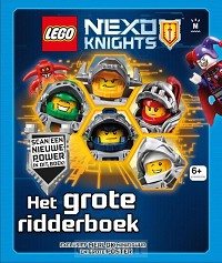 LEGO Nexo Knights: The book of Knights!