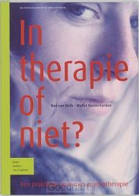In therapie of niet ? / druk 1