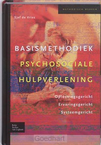 Basismethodiek psychosociale hulpverleni