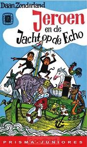 Jeroen en de Jacht op de Echo / druk 90