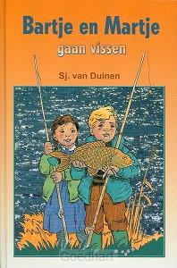 Bartje en Martje gaan vissen / druk 1