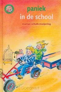 Paniek in de school