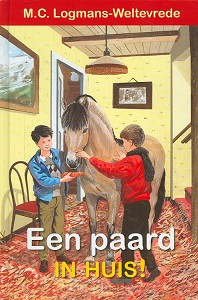 Paard in huis