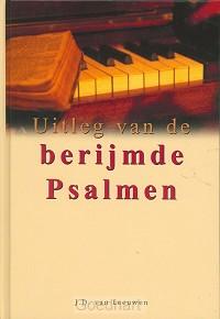 Uitleg van de berijmde Psalmen / druk 3